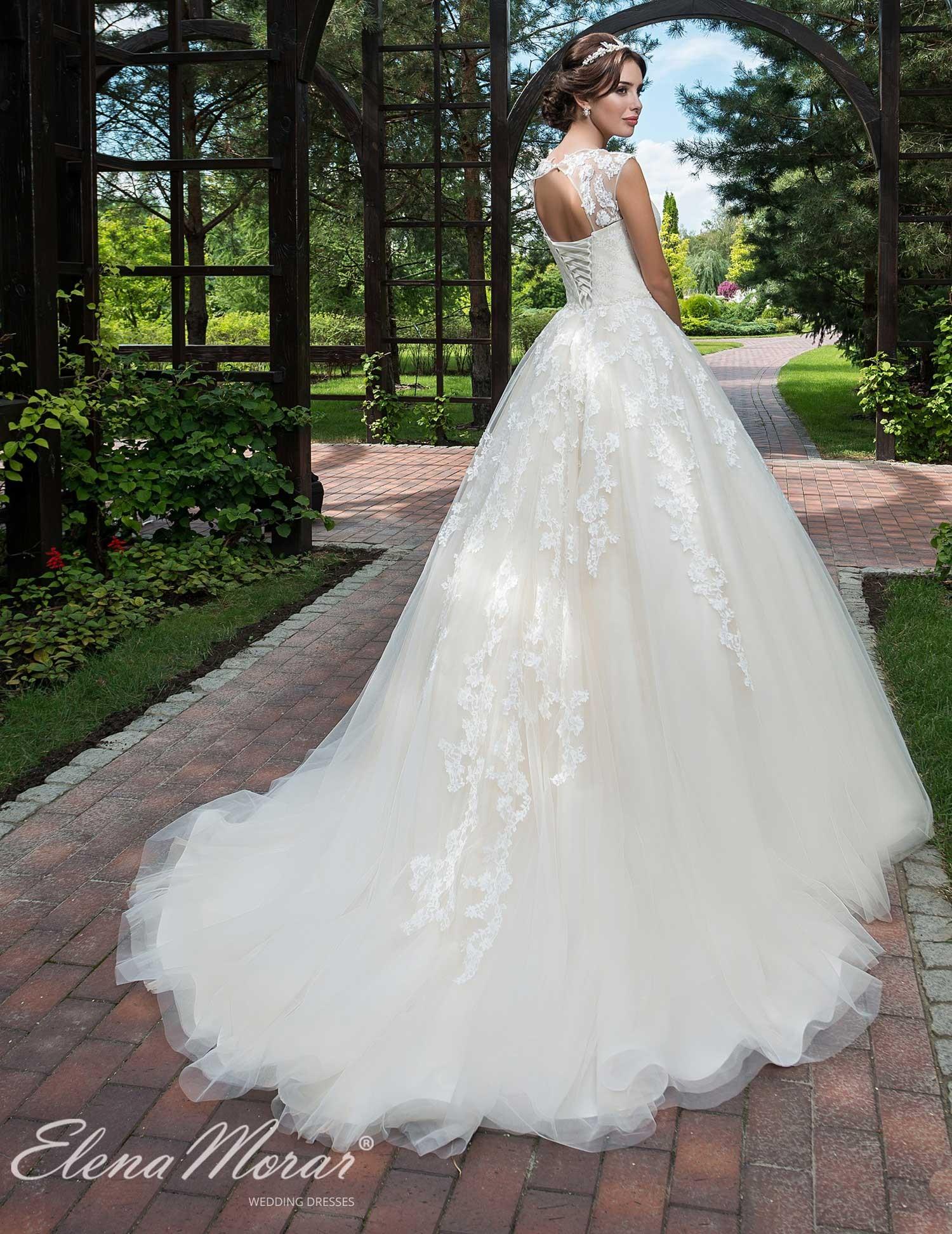 Robe de mariage princesse dentelle Tanya