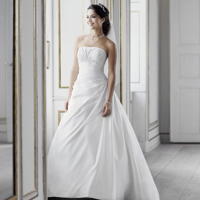 Robe de mariée blanche Nina - Instant Précieux