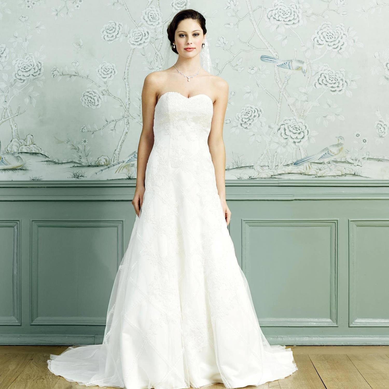 Robe de mariee princesse ivoire