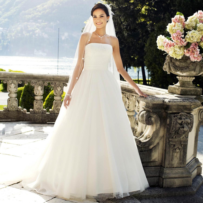 Robe de mariée en plumetis Valérie - Instant