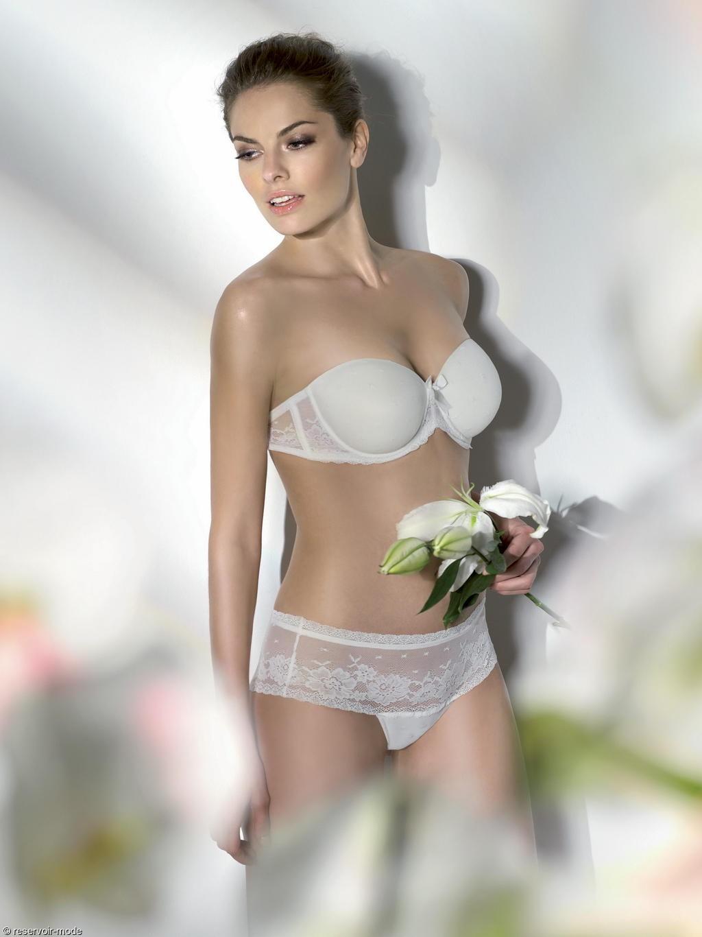 soutien gorge mariage bandeau valentina lingerie mariage. Black Bedroom Furniture Sets. Home Design Ideas