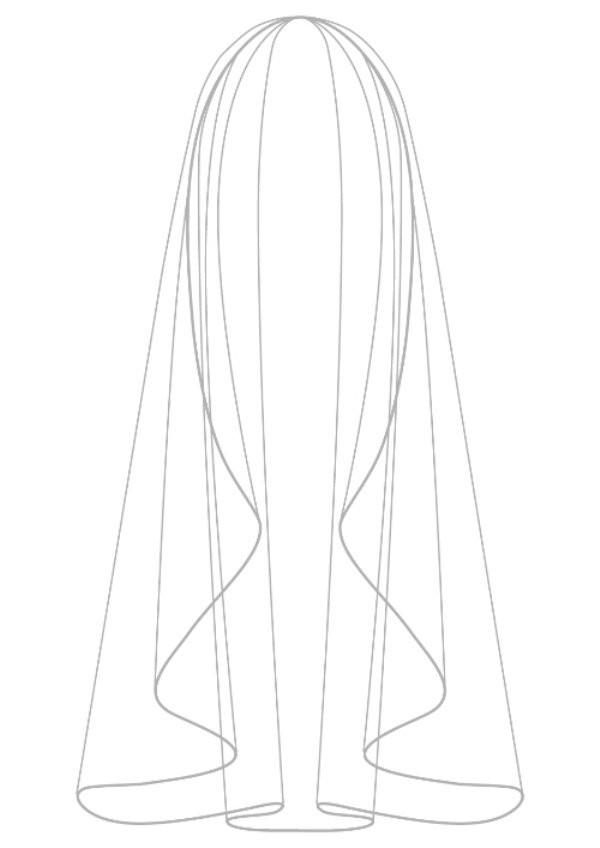 voile de mariage mi long en dentelle et perles de verre francesca. Black Bedroom Furniture Sets. Home Design Ideas