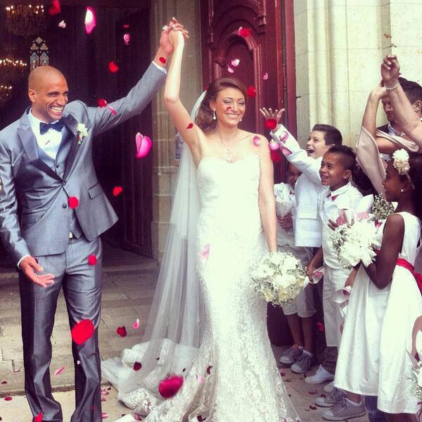 Les robes de mari e des stars et c l brit s for Robes que les gens portent aux mariages