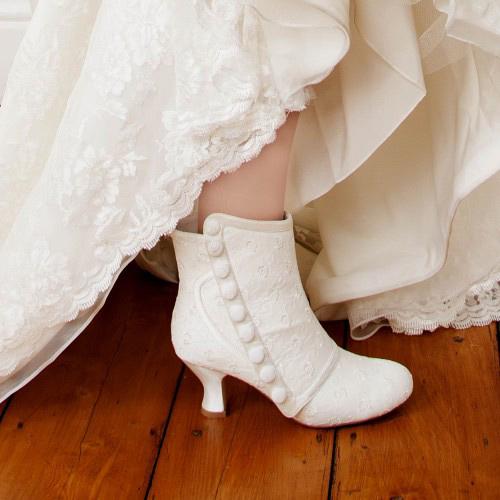 Quelles chaussures porter pour mon mariage en hiver for Quelle robe porter pour un mariage d hiver