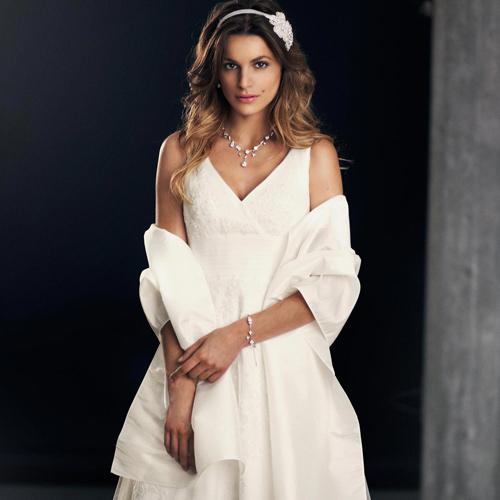Robe de mariée ivoire Elisabeth