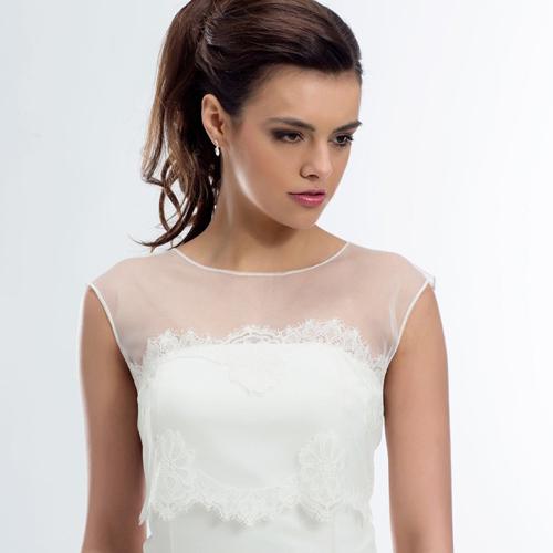 Je n 39 aime pas les bol ros comment couvrir mes paules pour la c r monie - Top habille pour mariage ...